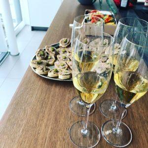 Champagner und Co